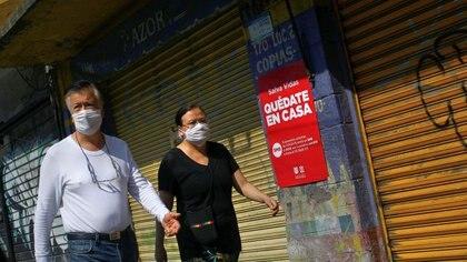 La Ciudad de México es la entidad que concentra más casos positivos acumulados y muertes por COVID-19 (Foto: Reuters/ Edgard Garrido)