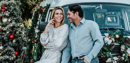 """La antigua conductora de Al Extremo despidió así a quien llamó """"el amor de su vida"""" (Foto: Instagram @gabycrassus)"""