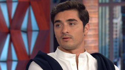 Christian Estrada, ex novio de Frida Sofía que es amigo de Alejandra Guzmán