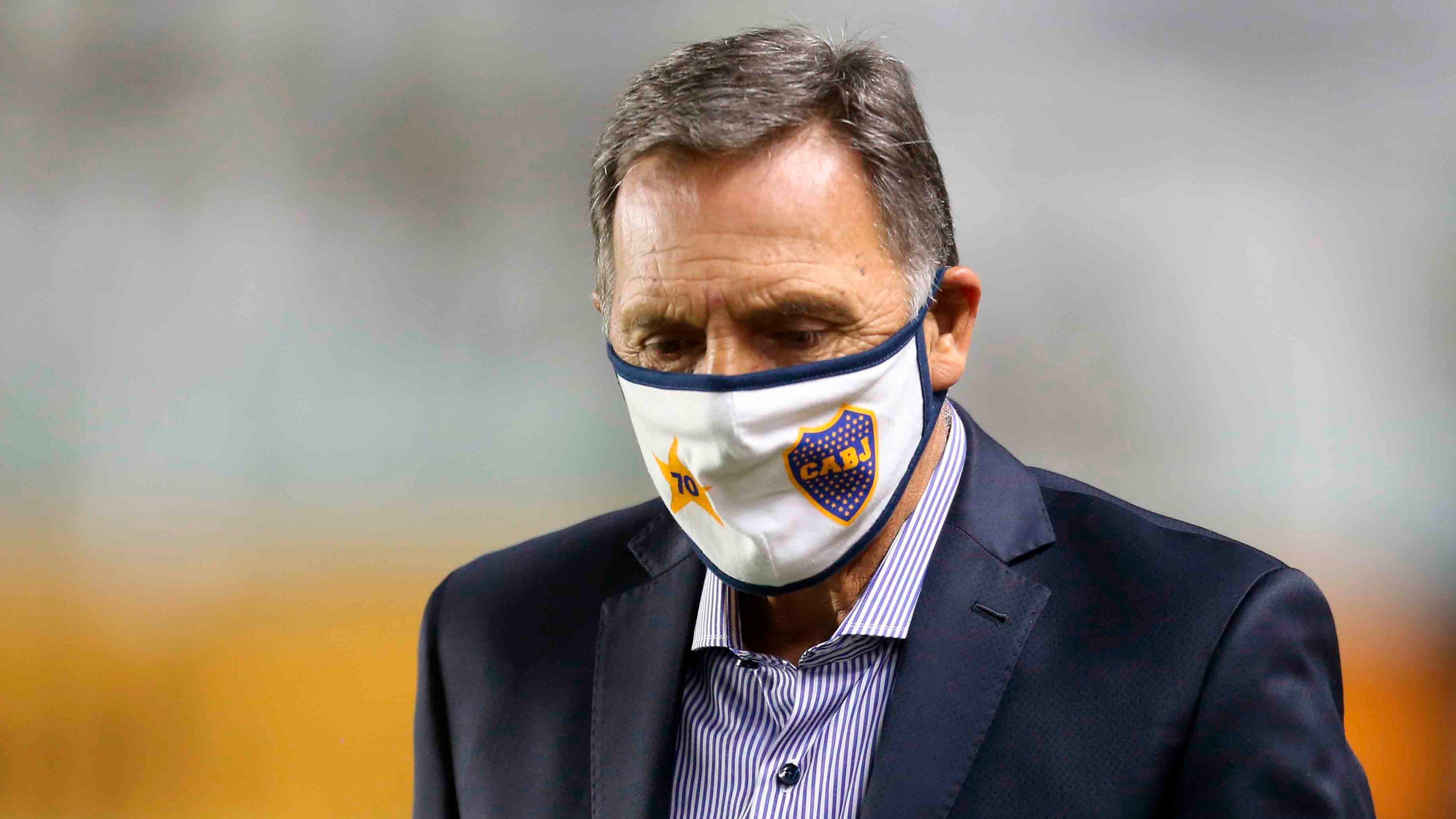 Miguel Ángel Russo dejará de ser el técnico de Boca Juniors (Foto: EFE)