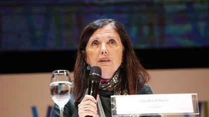 Claudia Piñeiro este año durante el Congreso de la Lengua