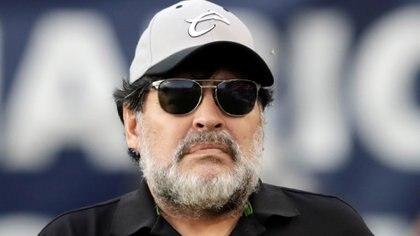 El abogado Matías Morla desmintió que Maradona tenga una enfermedad grave (Foto: Reuters)