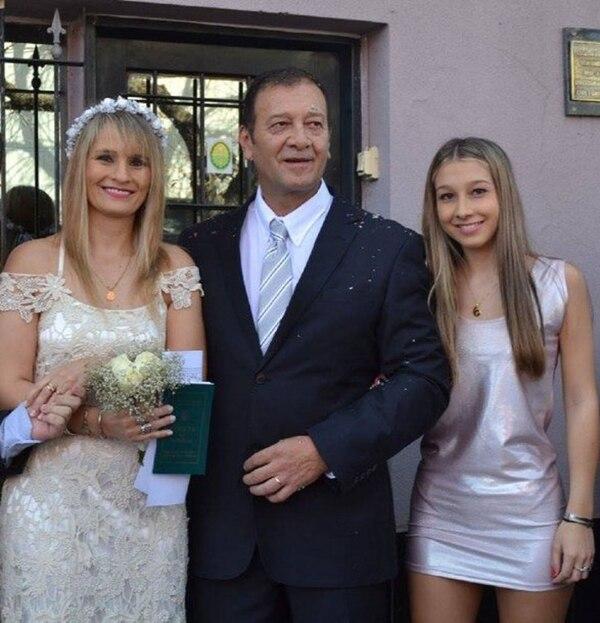 Yamila Kroh y Marcelo Galarza estaban descontentos con el desempeño de Victor Rebossio en la defensa de su hija