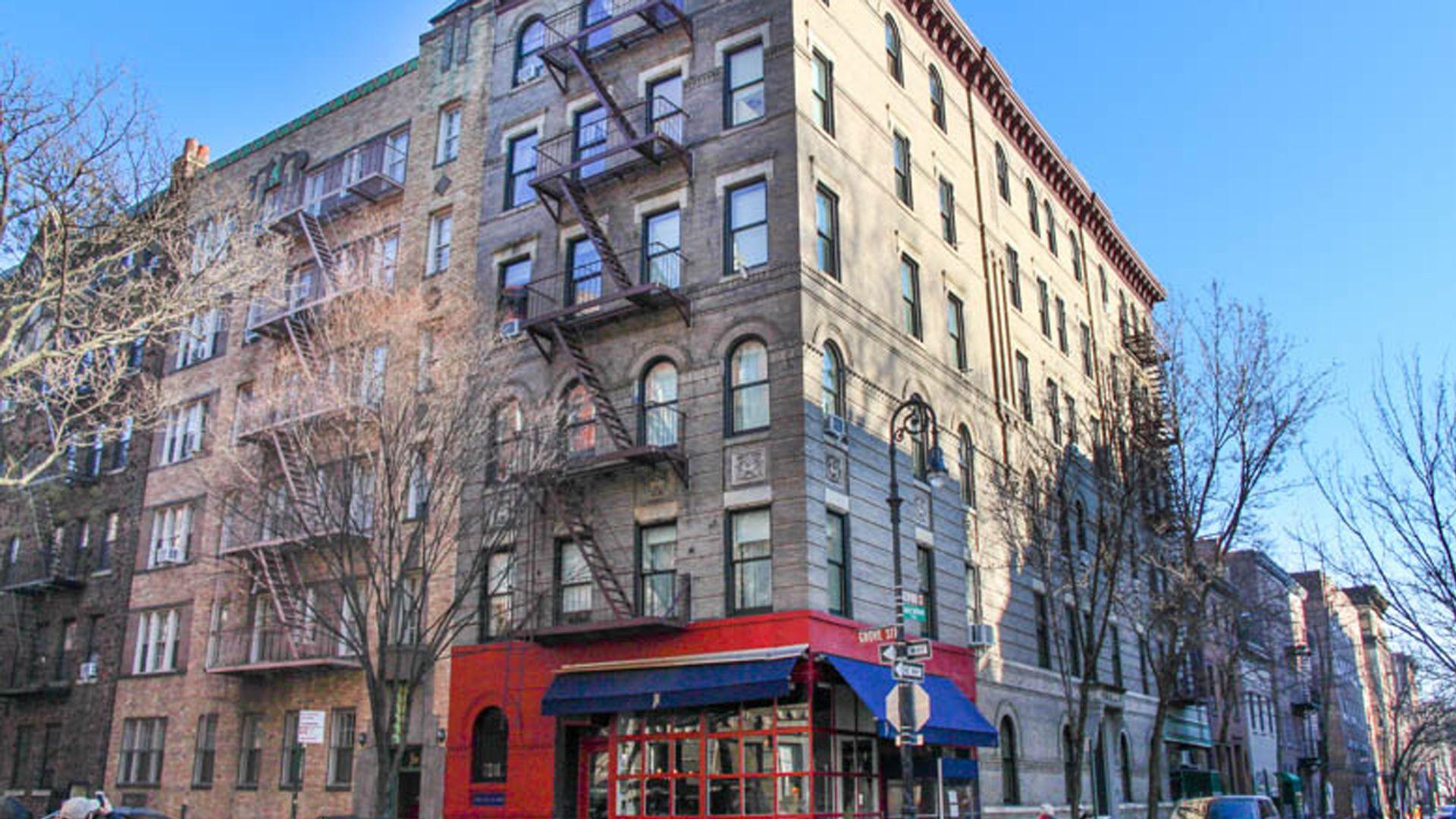 El recordado edificio donde en la serie de TV vivían los protagonistas de la serie Friends (Foto: Archivo)