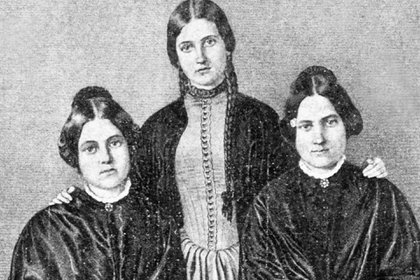 Las hermanas Fox fueron un caso paradigmático
