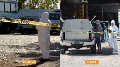 Los homicidios por el crimen organizado han pasado a segundo plano en la conversación pública (Fotos: Cuartoscuro)