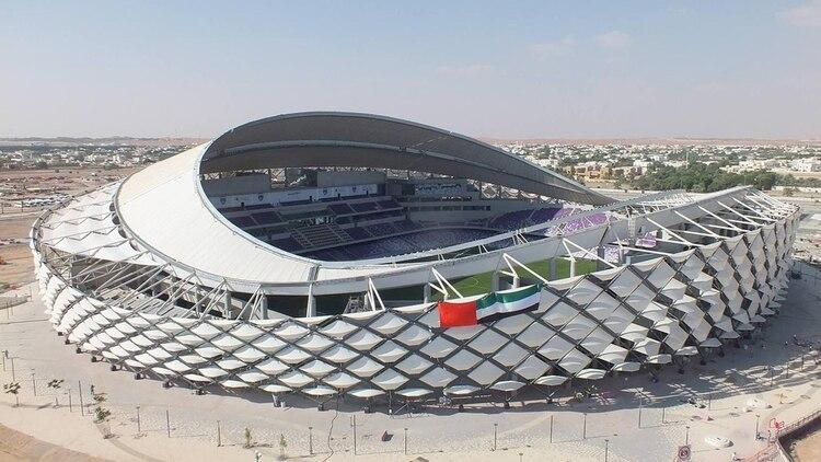 El Hazza Bin Zayed Stadium de Al Ain albergará el partido inaugural
