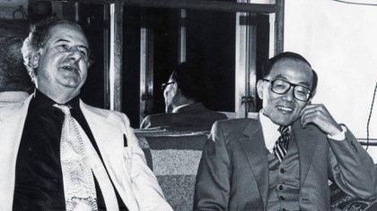 Peter Owen y Endo