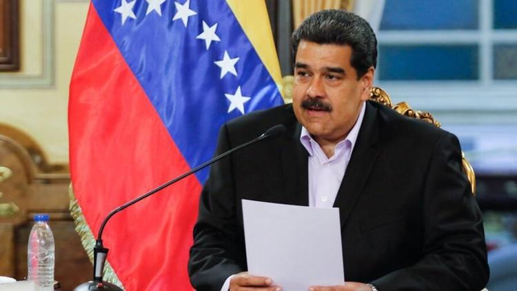 Nicolás Maduro anunció que iniciará acciones legales contra EEUU tras las sanciones a la petrolera venezolana PDVSA