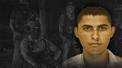 El Chino Ántrax fue capturado en 2013 cuando iba a abordar un avión (Fotoarte: Jovani Silva, Infobae)