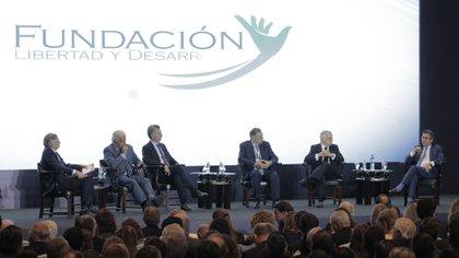Mauricio Macri en Guatemala