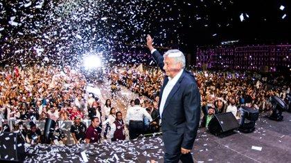 López Obrador ha sufrido un descenso de popularidad entre la ciudadanía (Foto: Saúl López/ Cuartoscuro)