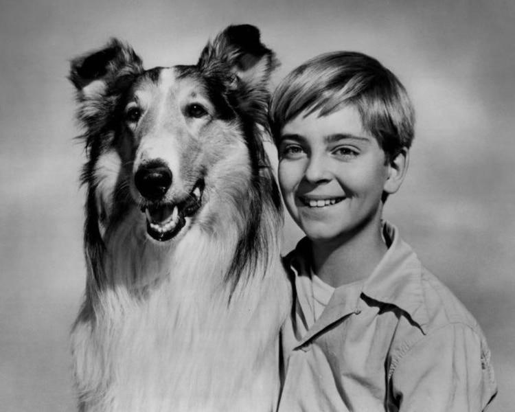 Foto publicitaria de la serie de TV de 1955 (Foto: Especial)