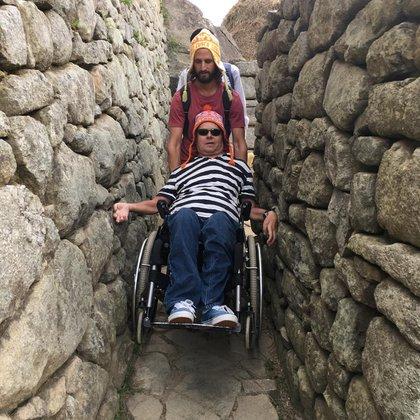 Sorteando los obstáculos de las ruinas (@pdks)