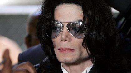 Michael Jackson, en 2005 (AFP)