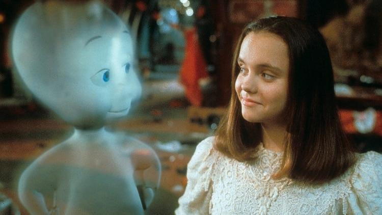 Christina Ricci en Casper