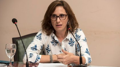 La fiscal de Lomas de Zamora Cecilia Incardona