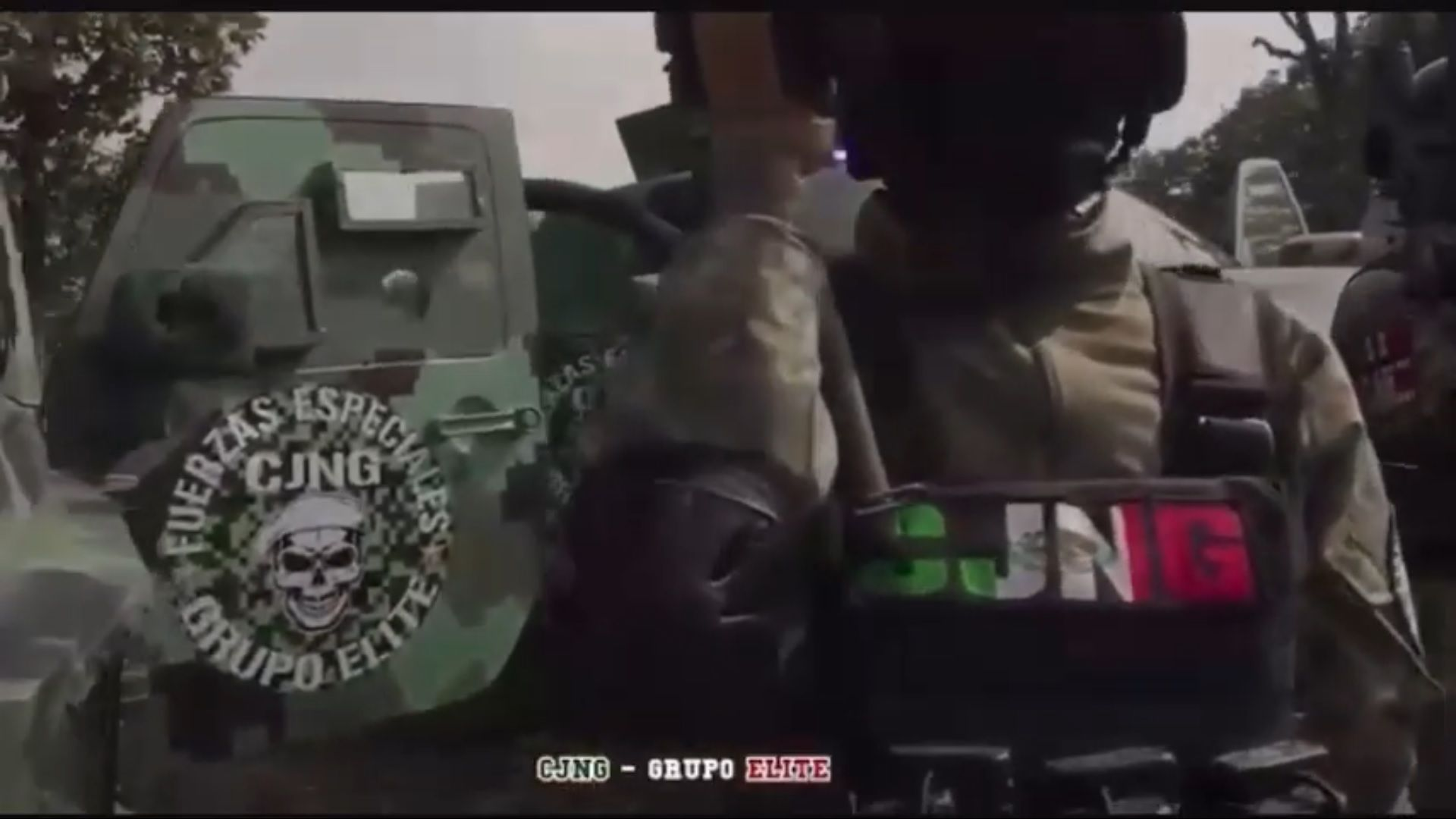 Narco - México - El Marro - El Mencho