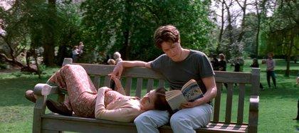 """""""Notting Hill"""", con Julia Roberts y Hugh Grant"""