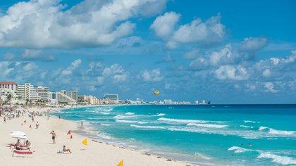 Cancún también se volvió un destino elegido por los egresados, pero tendrá que esperar hasta el 2021 para volver a viajar (Shutterstock)