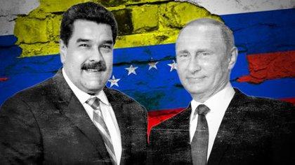 Nicolás Maduro entrega a Rusia y a Vladimir Putin el control de esferas claves del país. El riesgo de convertirse en la Siria de América Latina