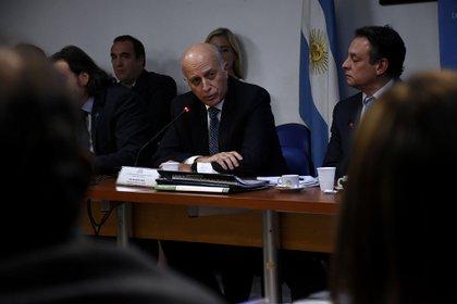 Eduardo Casal, jefe de los fiscales (Nicolás Stulberg)