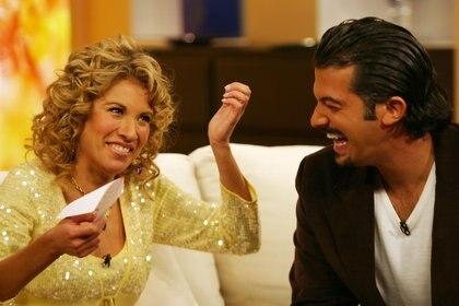 Los presentadores iniciaron una relación hace más de una década y confirmaron su ruptura en 2015 (FOTO: CUARTOSCURO)