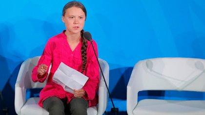 Greta Thunberg (REUTERS/Lucas Jackson)