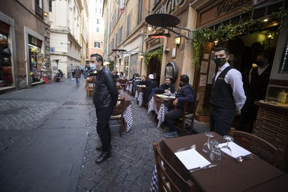 Italia se encuentra atravesando la segunda ola de coronavirus