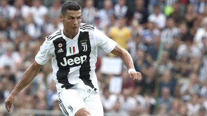 Cristiano Ronaldo(AFP)
