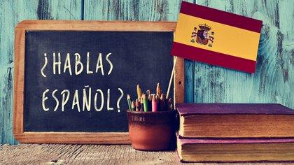Español, la tercera lengua más hablada en el mundo Shutterstock 162
