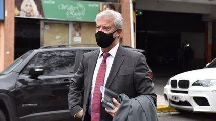 El abogado Carlos Beraldi, uno de los integrantes de la comisión (Franco Fafasuli)