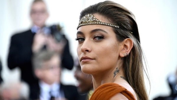 La actriz y modelo Paris Jackson (GETTY IMAGES)