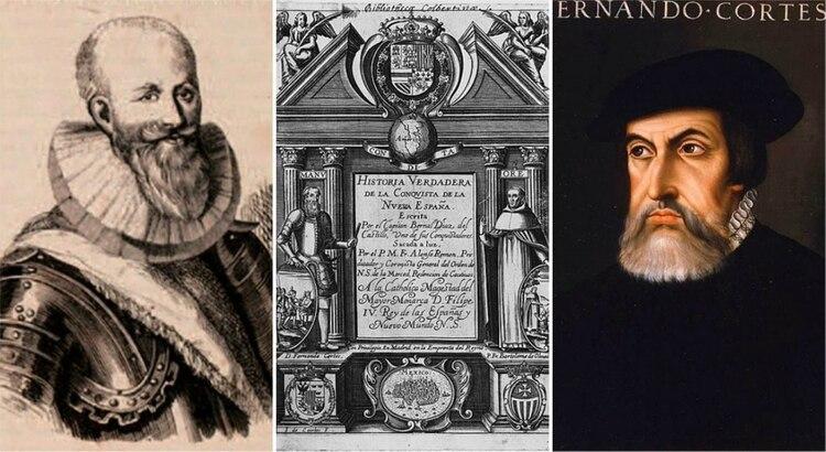 Bernal Díaz del Castillo reveló que Hernán Cortés