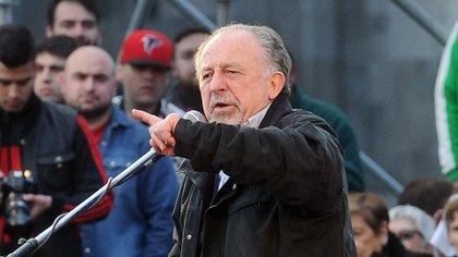 Hugo Yasky, líder de la CTA de los Trabajadores