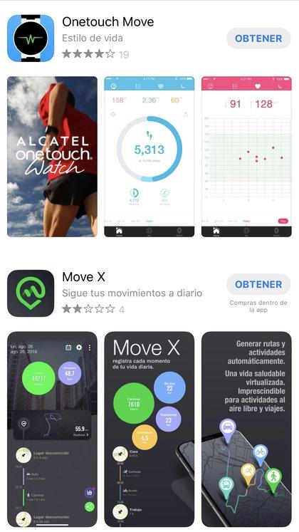 Hoy hay apps gratuitas que cuentan pasos