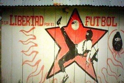 El fútbol en las comunidades zapatistas tiene una relevancia importante (Foto: Twitter@_capturee)