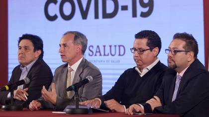 """Las autoridades sanitarias descartaron una """"emergencia"""" a pesar de los cuatro casos por coronavirus confirmados en el país (Foto: Cuartoscuro)"""