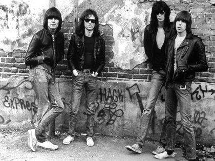 The Ramones (Magnolia Pictures/Kobal/Shutterstock)