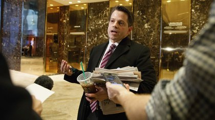 Anthony Scaramucci (AP)
