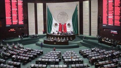 La reforma fue aprobada con una abrumadora mayoría y con apoyo de gran parte de la oposición (Foto: Cortesía Cámara de Diputados)