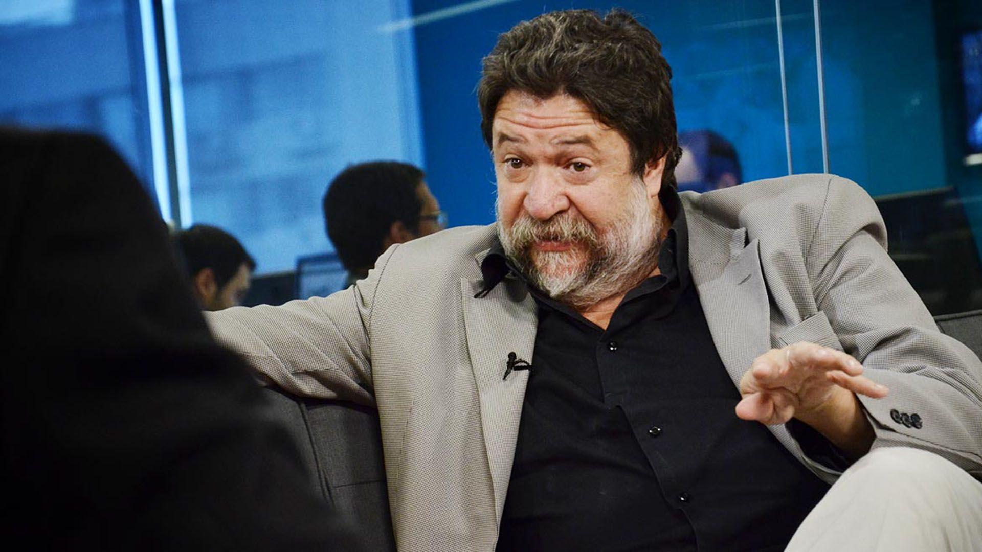 Claudio Lozano, el Director del Banco Nación
