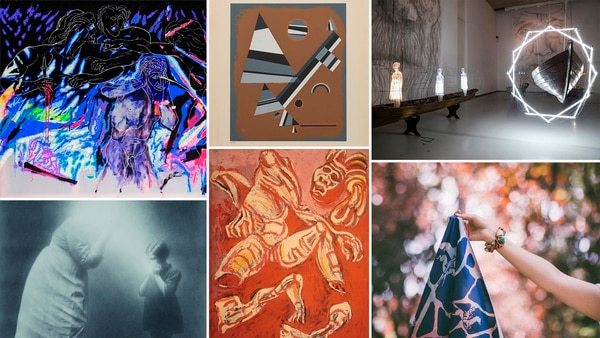 A continuación las actividades artísticas para disfrutar esta semana