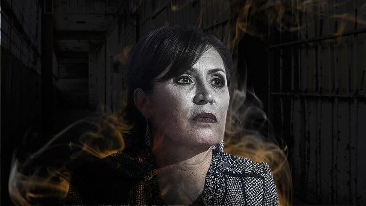 Rosario Robles fue vinculada a proceso (Foto: Infobae/ Jovani Silva)