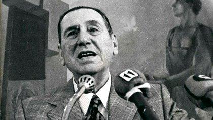 Juan Domingo Perón (Shutterstock)