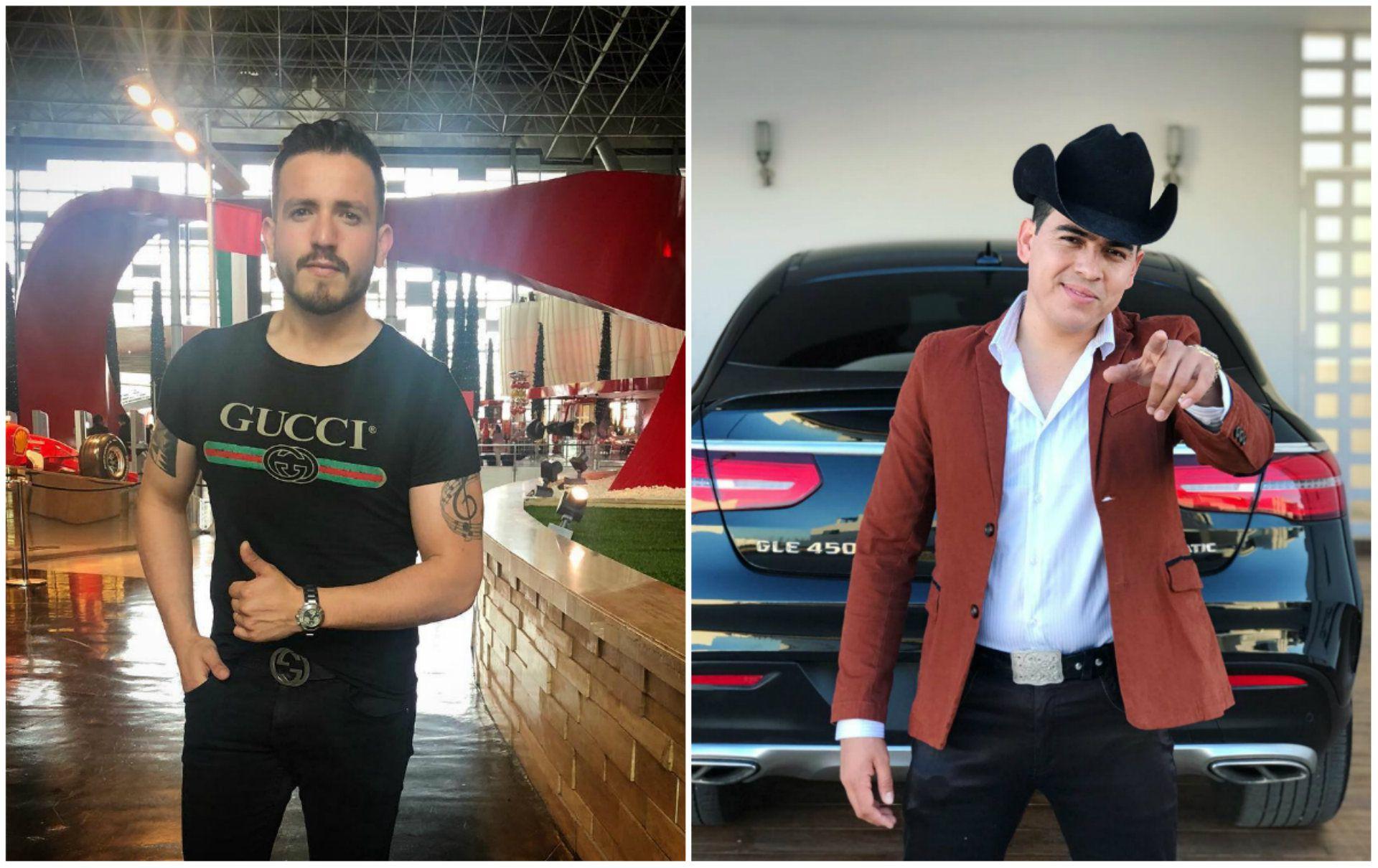 """Pancho Uresti fue atacado en Chiapas, y """"El Centenario"""" (d) desapareció en Mazatlán (Instagram)"""