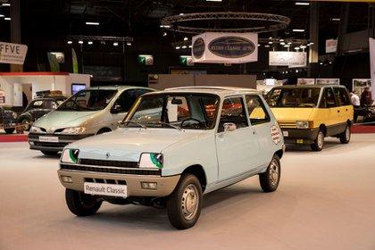 El Renault 5 fue un éxito comercial desde su lanzamiento en el década del 70 (Renault)