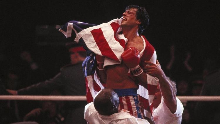 """Me golpeó tan fuerte que casi detuvo mi corazón"", dijo Stallone"