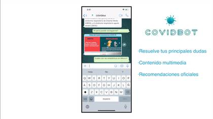 COVIDBot 2020-03-31(Foto: Captura de pantalla)