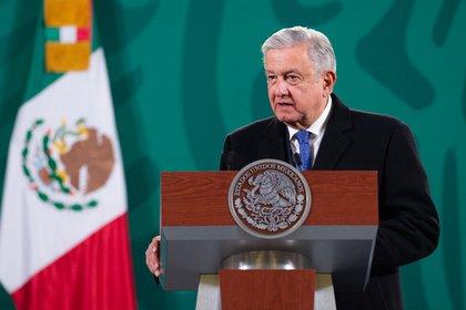 El gobierno de AMLO ha decidido no contratar deuda para hacerle frente al COVID (Foto: Presidencia de México)
